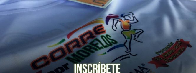 """¡Ya estamos entregando los kits para la carrera """"Corre por Morelos""""!!!!!"""