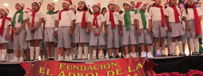 La Fundación El Árbol de la Esperanza ya comenzó con la recaudación de juguetes!!!