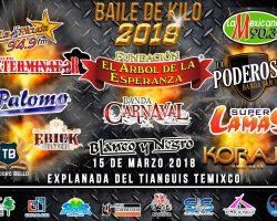 Baile De a Kilo 2018!!!!