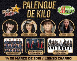 Ya está aquí EL PALENQUE DE KILO 2019!!!