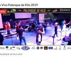 En Vivo Palenque de Kilo 2019