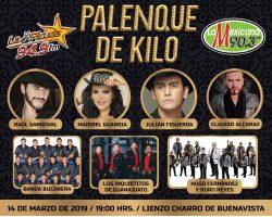 """Ya está todo listo """"Palenque de Kilo 2019"""""""