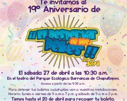 19° Aniversario del Despertar de los Pekes!!!